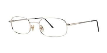 Gunmetal Elan 9200 Eyeglasses.