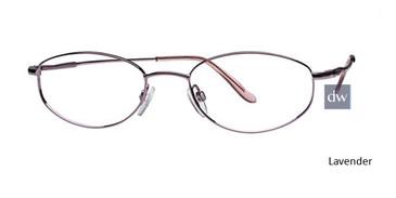 Lavender Elan 9235 Eyeglasses