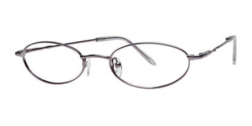 Steel Blue Elan 9236 Eyeglasses - Teenager.