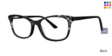 Black Vavoom 8074 Eyeglasses