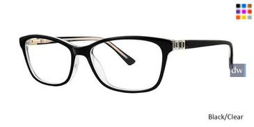 Black/Clear  Vavoom 8077 Eyeglasses
