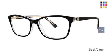 Black/Clear Vavoom 8077 Eyeglasses