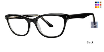 Black Vavoom 8080 Eyeglasses