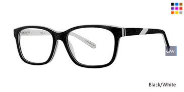 Black/White Vavoom 8082 Eyeglasses