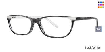 Black/White Vavoom 8084 Eyeglasses