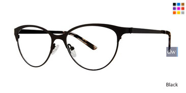 Black Vavoom 8085 Eyeglasses