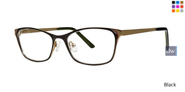 Black Vavoom 8087 Eyeglasses