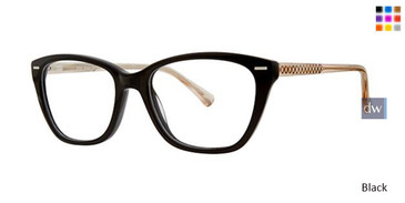 Black Vavoom 8089 Eyeglasses