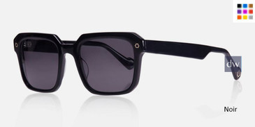 Noir Kingsley JAGGER KRS013 Sunglasses.