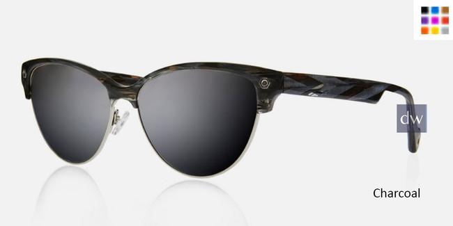 Charcoal Kingsley SIERRA KRS010 Sunglasses.