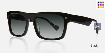 Black Kingsley HEX KRS008 Sunglasses.