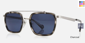 Charcoal Kingsley BENNY KRS024 Sunglasses.