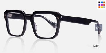 Noir Kingsley JAGGER KR013 Eyeglasses.