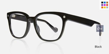 Black Kingsley HARPER KR002 Eyeglasses.