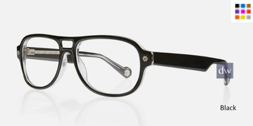 Black  Kingsley COOPER KR005 Eyeglasses