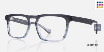 Sapphire Kingsley VINCE KR027 Eyeglasses.