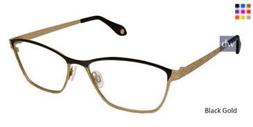 Black Gold Fysh 3610 Eyeglasses.