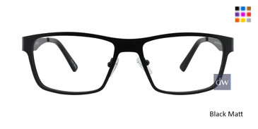 Black Matt Limited Edition LTD 806 Eyeglasses