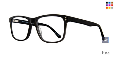 Black Eight To Eighty Carlos Eyeglasses