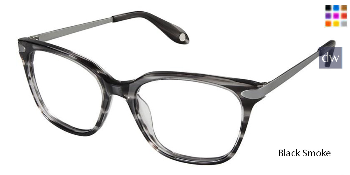 c822227fe3 Fysh 3605 Women Prescription Eyeglasses