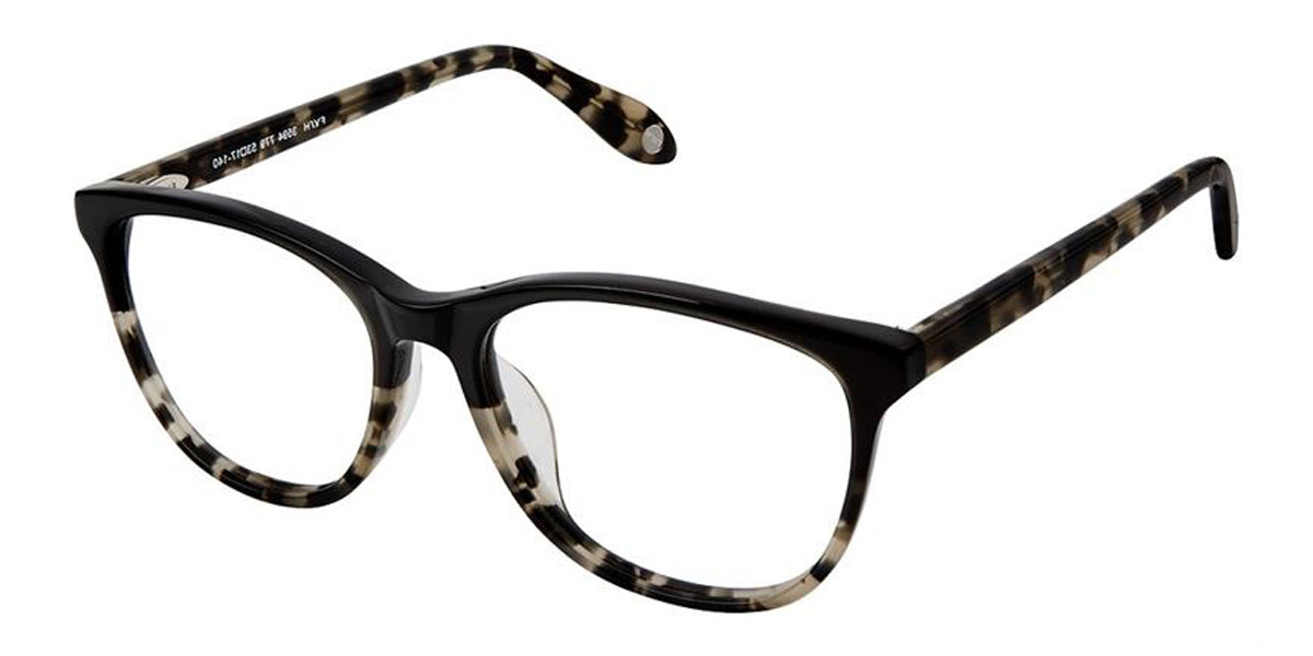 Black Demi Fysh 3594 Eyeglasses.