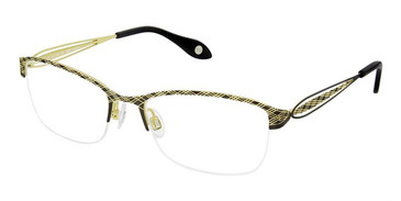 Black Gold Fysh 3589 Eyeglasses.