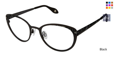 Black Fysh 3581 Eyeglasses.