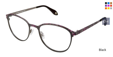Black Fysh 3578 Eyeglasses.