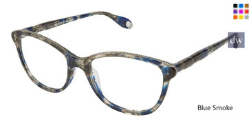 Blue Smoke Fysh 3575 Eyeglasses.
