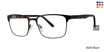 Matt Black Vivid 397 Eyeglasses