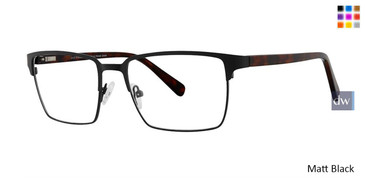 Matt Black Vivid 396 Eyeglasses