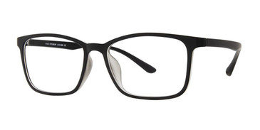 Black Vivid Collection 265 Eyeglasses