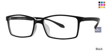 Black Vivid 264 Eyeglasses