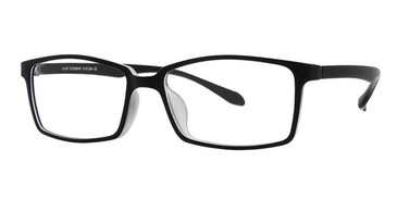Black Vivid Collection 264 Eyeglasses