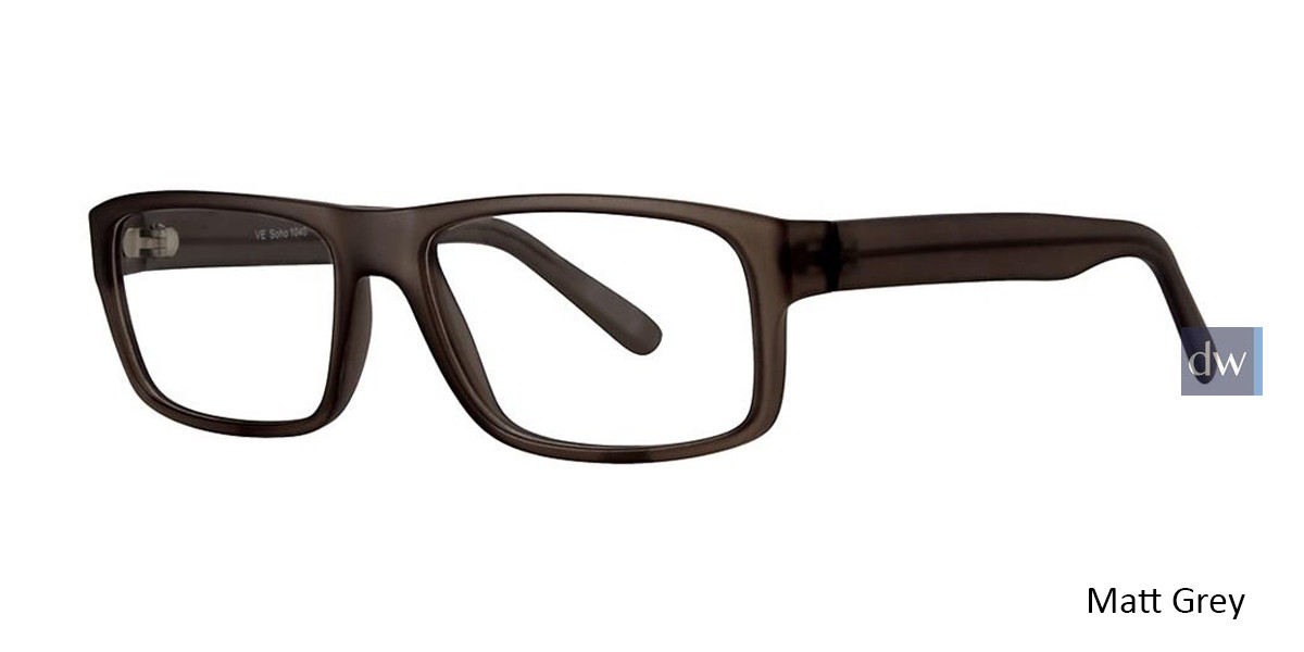 Matt Grey Vivid Soho 1040 Eyeglasses