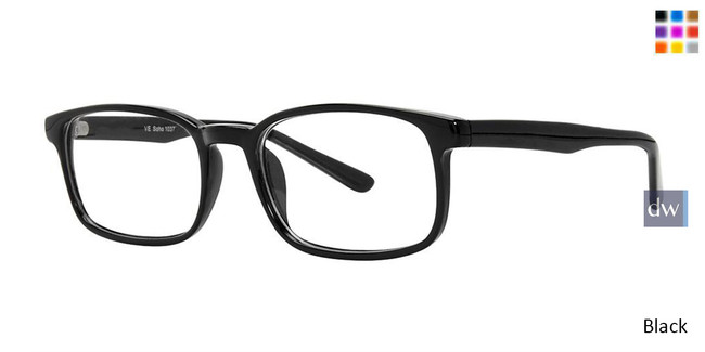 Black Vivid Soho 1037 Eyeglasses