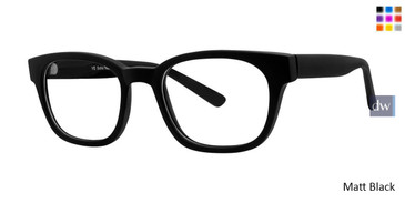 Matt Black Vivid Soho 1035 Eyeglasses..
