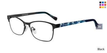 Black Lucky Kid D713 Eyeglasses