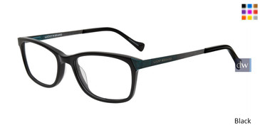 Black Lucky Kid D714 Eyeglasses
