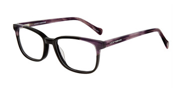 Black Lucky Kid D716 Eyeglasses - Teenager