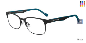 Black Lucky Kid D809 Eyeglasses