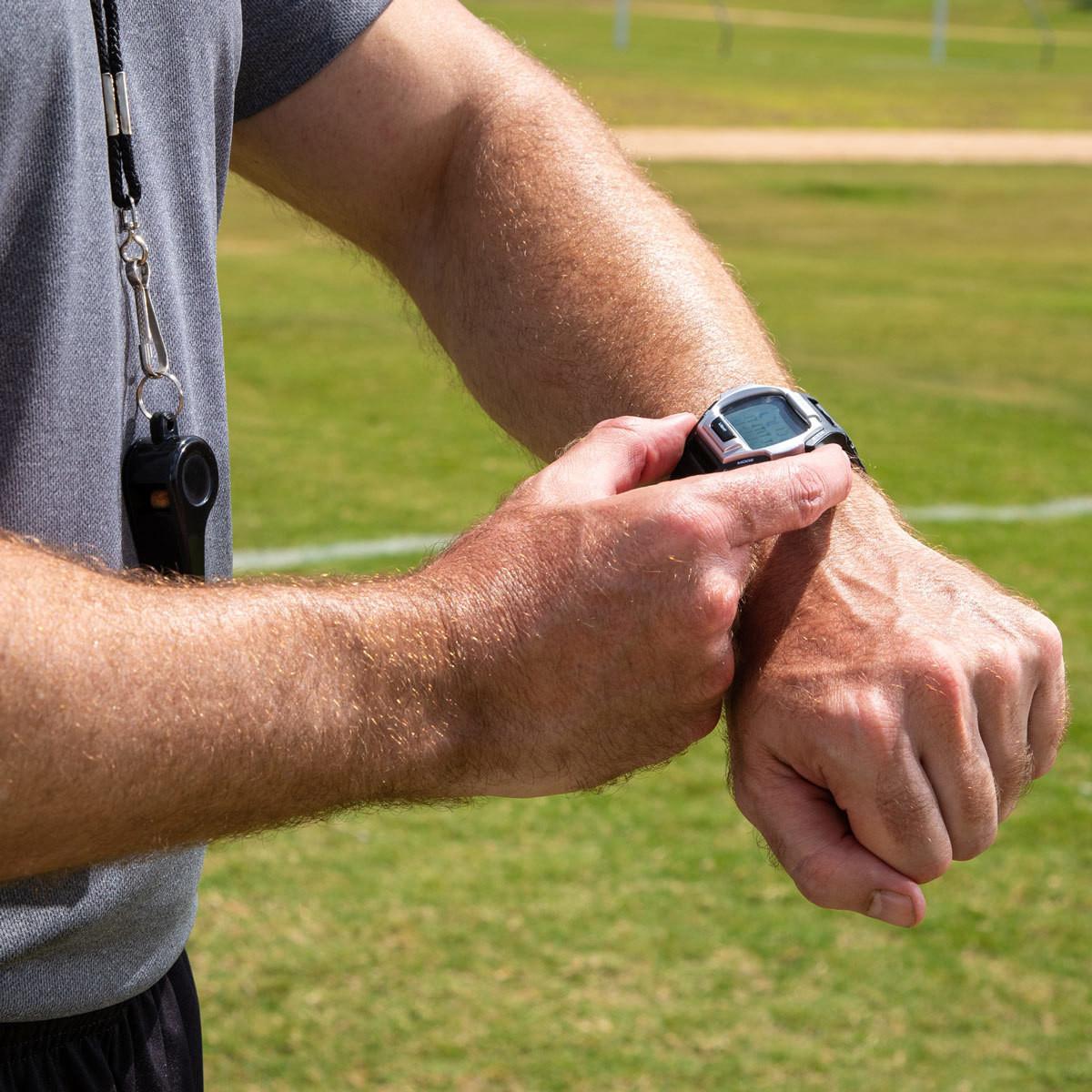 Champion Sports Soccer Referee Watch (MS1000)