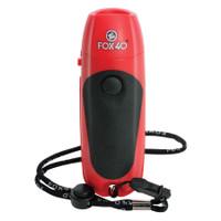 Fox 40 Three Tone Electronic Whistle