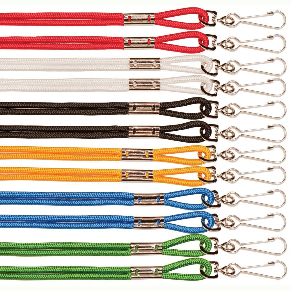 Champion Sports Whistle Lanyard Set