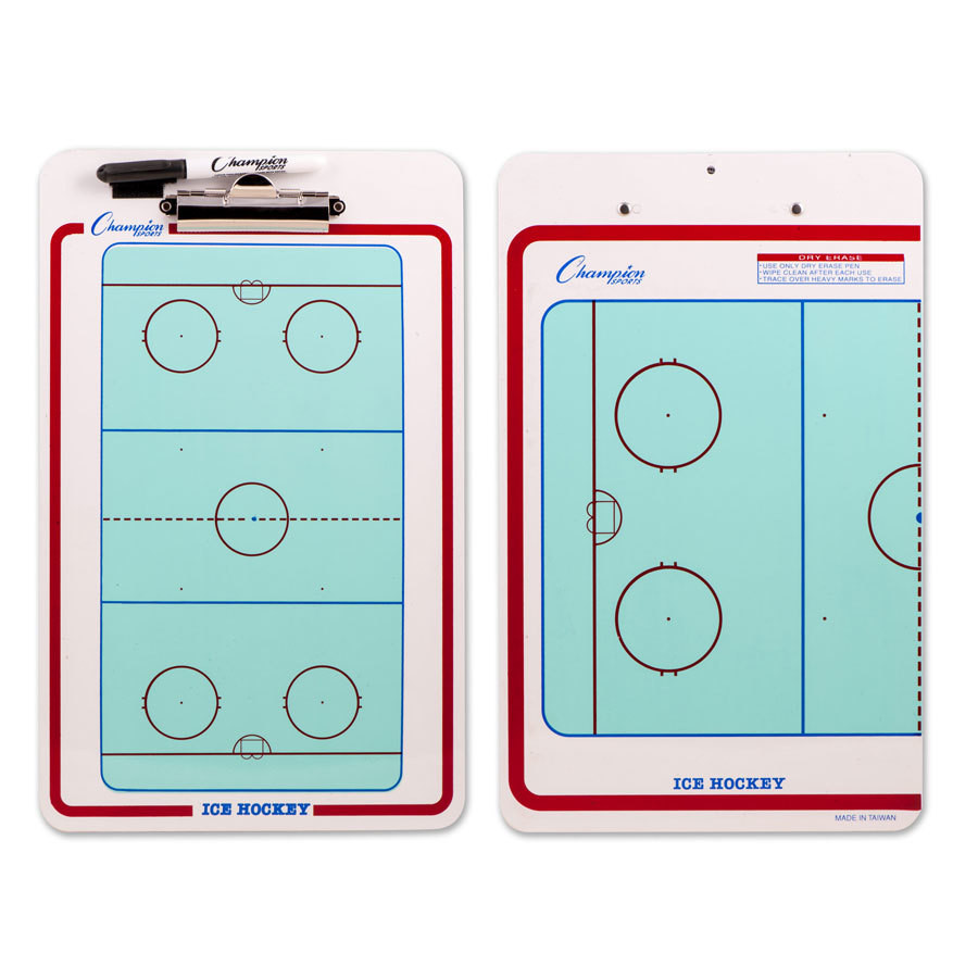 Doubled Sided Dry Erase Coaches Board