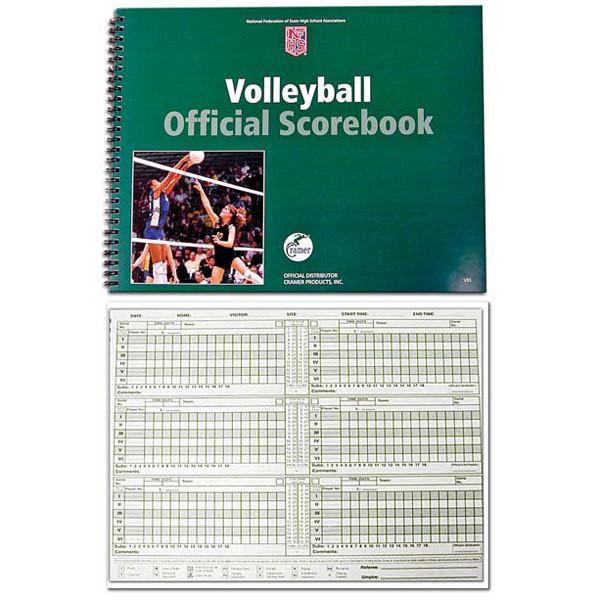 Cramer Official NFHS Scorebooks