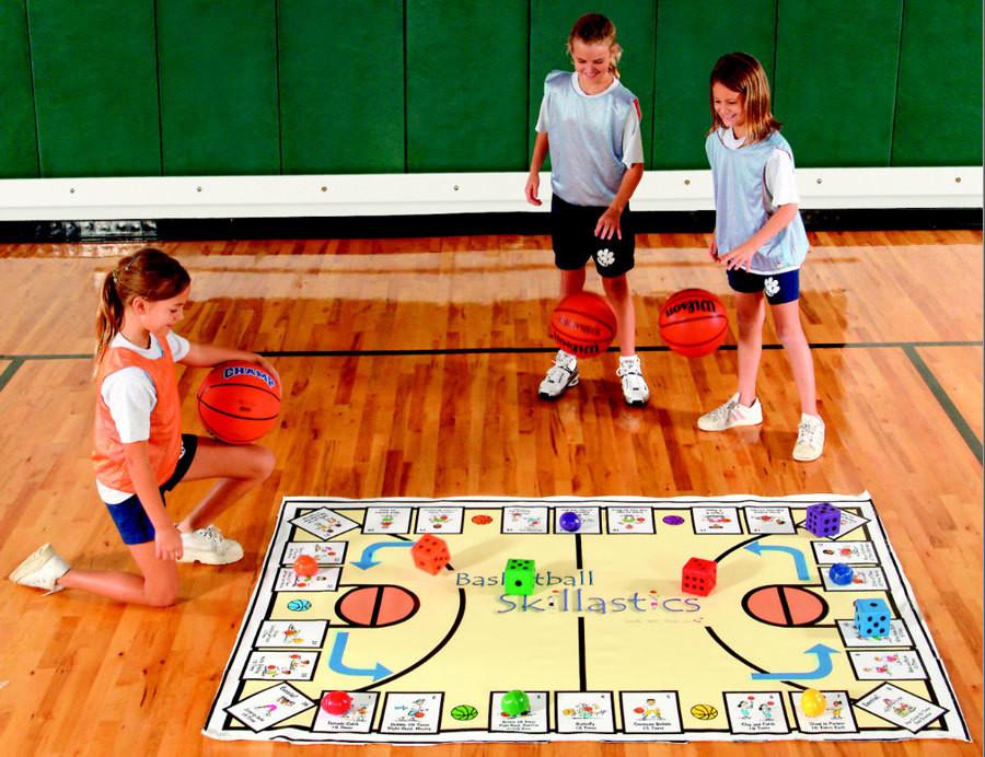Basketball Skillastics