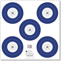 Martin Archery 5 Spot Target Face Set