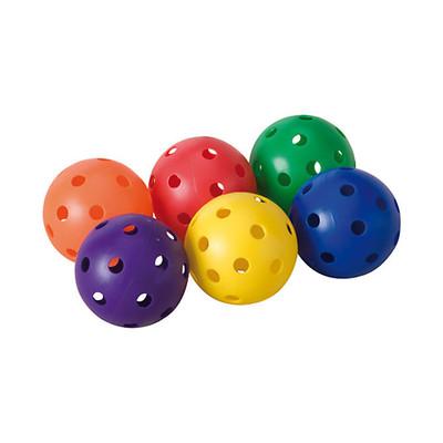 Rainbow Whiffle Baseball Set