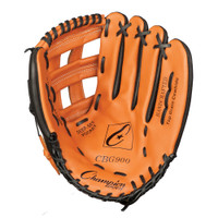 "Champion Sports 13"" Leather Fielders Glove"